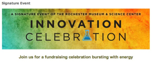 Rochester Museum & Science Center Innovation Celebration