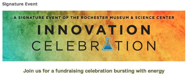 Rochester Museum & Science Center Innovation Celebration